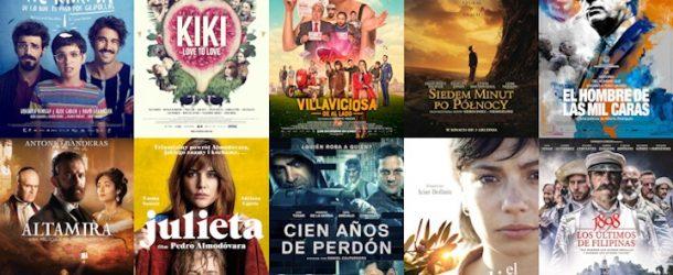Ranking najbardziej kasowych filmów hiszpańskich 2016 roku