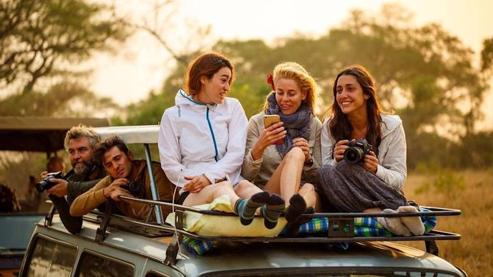 """El cuaderno de Sara Wyprawa do serca Afryki z Belén Rueda w filmie """"El cuaderno de Sara"""" belenrueda elcuadernodesara rodaje"""