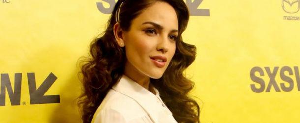 """Eiza González na wielkim ekranie w """"Baby driver"""""""