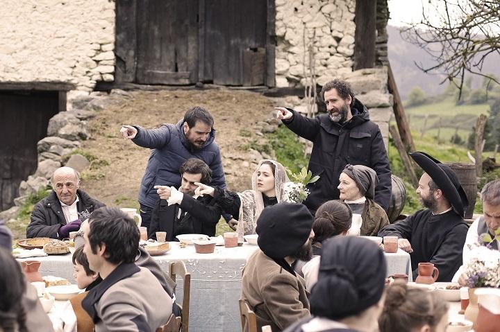 """olbrzym 18. Tydzień Kina Hiszpańskiego, """"Olbrzym"""": Jon Garaño i Aitor Arregi wskrzeszają mit o baskijskim gigancie olbrzym fot2"""