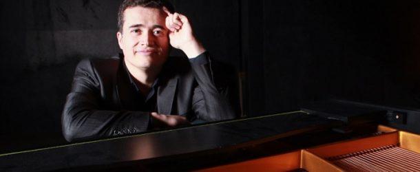 Pierwszy koncert meksykańskiego pianisty Alexa Mercado w Warszawie