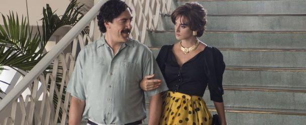 """""""Kochając Pabla, nienawidząc Escobara"""" w kinach od 15 czerwca"""