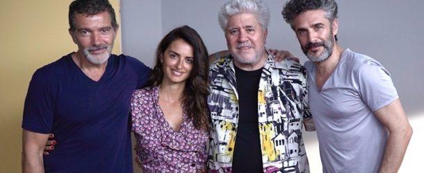 "Pedro Almodóvar kręci nowy film ""Ból i blask"""