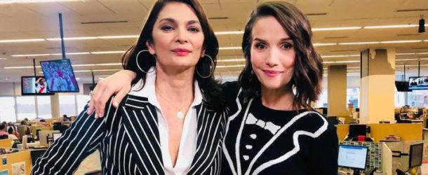 "Natalia Oreiro i Mariana Arias wspominają ""Zbuntowanego anioła"""