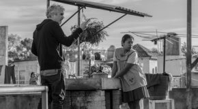 """""""Roma"""" najbardziej osobistym filmem Alfonsa Cauróna"""