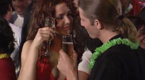"""""""Zbuntowany anioł"""" – Odcinek 27: Noworoczny toast"""