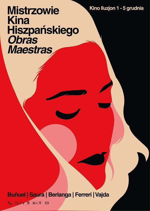 """mistrzowie kina hiszpańskiego Hiszpański realizm w cyklu """"Mistrzowie Kina Hiszpańskiego - Obras maestras"""" obrasmaetras poster"""