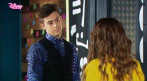 """""""Soy Luna"""" – Odcinek 167: Matteo opuszcza Roller"""