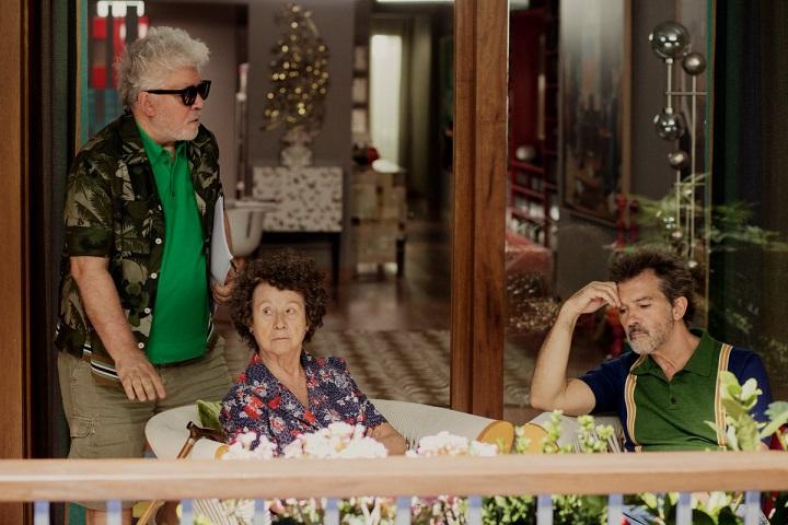 "pedro almodóvar Pedro Almodóvar wyznaczył datę premiery filmu ""Dolor y gloria"" dolorygloria grabaciones"