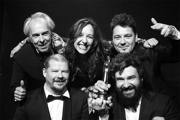"""Jeszcze dzień życia 31. Europejskie Nagrody Filmowe: """"Jeszcze dzień życia"""" najlepszą europejską animacją jeszczedzienzycia nagroda efa"""
