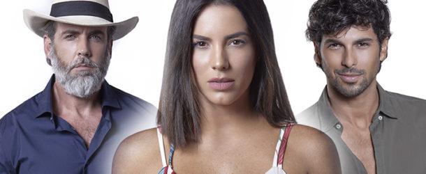"""Gaby Espino i Carlos Ponce razem w serialu """"Jugar con fuego"""""""