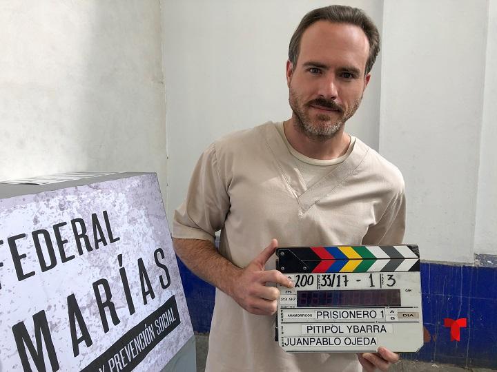 """Preso no. 1 """"Preso no. 1"""" nowym serialem sensacyjnym Telemundo presono1 grabaciones"""