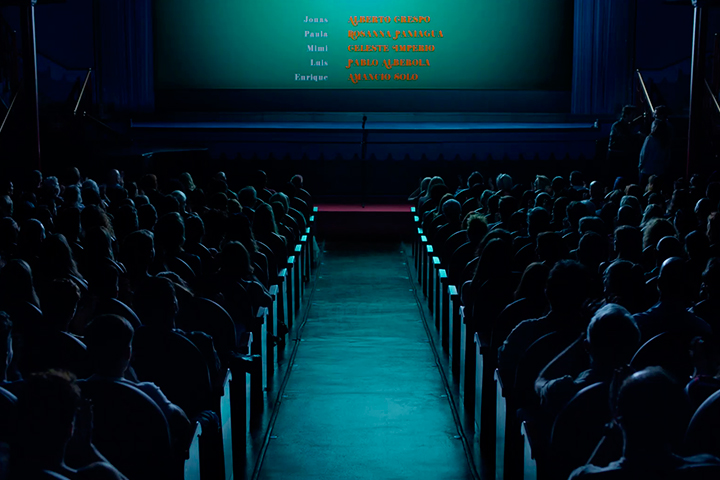 ból i blask Madryt, kino i Almodóvar boliblask cinedore